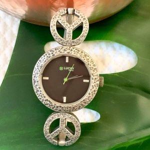 Lucky Brand Peace Watch